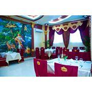 Услуги ресторана в гостиннице Колизей г. Хмельницкий фото