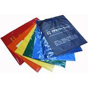 Изготовление пакетов (бумажные полиэтиленовые) с нанесением Днепропетровск фото