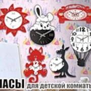 Часы для детской комнаты фото