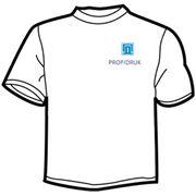 Печать на футболках печать логотипа на пакетах футболках кепках ручках Киев фото