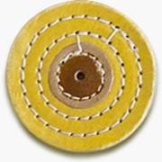 Круги наборные из ткани 125 мм фото