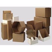 Производство картонной упаковки фото