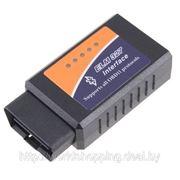 Универсальный диагностический сканер для автомобилей OBD2 ELM327 Bluetooth версия 1.5. фото
