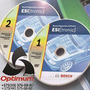Bosch ESI[Tronic] Дизельные запчасти СЕКТОР D фото