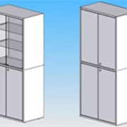 Шкафы медицинские одностворчатые и двухстворчатые фото
