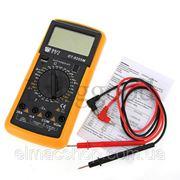 Мультиметр - электрический тестер DT9205M 3 1/2 AC DC фото