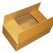 Картонные коробки фото