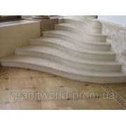 Лестницы из гранита Житомир (Образец 616) фото