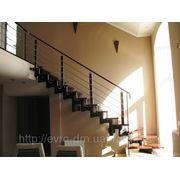 Модульная лестница фото