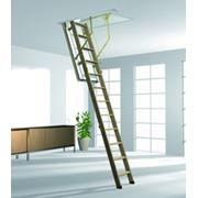 Чердачная лестница Roto Norm 8/3 ISO-RC