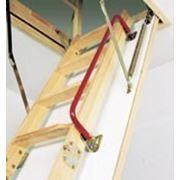 Чердачная лестница FAKRO Komfort LWK-280 трёхсегментная