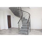 Внутридомовая лестница фото