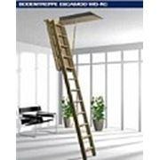 Чердачная лестница ROTO модель ESCA ISO-RC