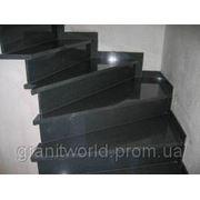 Гранитные лестницы от производителя Житомир (Образец 613)