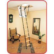 Лестница чердачная Mini Stallux 4 (ST4) 80*70