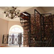 Винтовые лестницы LV-0007
