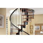 Спиральная модульная лестница KNOCK