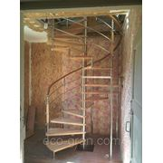 Винтовые лестницы для дачи фото