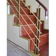 Облицовка бетонных лестниц фото