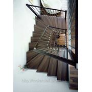 Изготовление лестниц +с забежными ступенями.Киев.