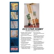 Чердачная лестница Dolle Eco Star Hobby фото