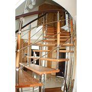 Лестницы больцевые фото