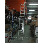 Универсальная лестница ITOSS 7511 (2х11) (15080)