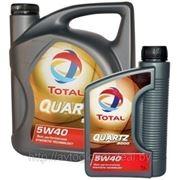 Total Quartz 9000 5W-40 5L фото