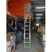 Универсальная лестница ITOSS 7612 (3х12) (15097)