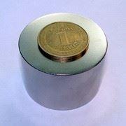 Магнит D45*H15, неодимовые магниты фото