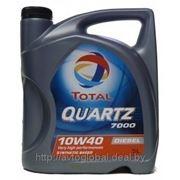 Total Quartz Diesel 7000 10W-40 5L фото