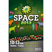 Поездка на выставку Space2013 (Франция г.Ренн 10-13 сентября 2013) фото