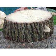 Декоративная крышка для канализационных люков «Камень» фото