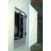 Потайной люк невидимка под покраску 300х600х20 мм