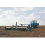 Обработка почвы: Дискование Культивация Глубокое рыхление почвы