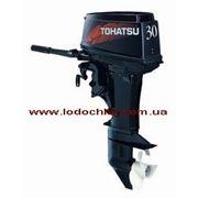 Мотор Tohatsu M30HL фото