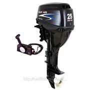 Лодочный 4-х тактный мотор PARSUN F25 стартер; лодочные моторы с дистанционным управлением фото