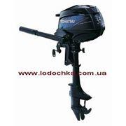 Мотор Tohatsu MFS3.5A S фото