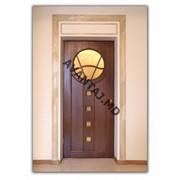 Двери Классические массив, арт. 18 фото