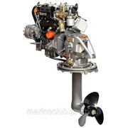 Стационарный лодочный мотор Lombardini LDW 702 SD c приводом SailDrive (20 л.с.) фото