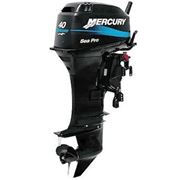 Лодочный мотор Mercury 40ML SEAPRO фото