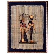 Художественное оформление папируса фото
