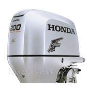 Лодочный мотор Honda (хонда) BF 200 A6 L фото