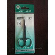 Ножницы для маникюра Zinger silver универсальные, маникюрные ножницы zinger фото