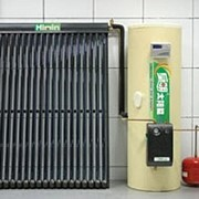 Сплит-система водонагрева солнечная 200 л фото