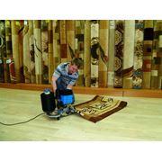 Оверлок ковровковролина и ковровых покрытий фото