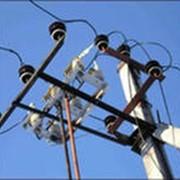 Воздушные линии электропередачи фото