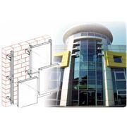 Изготовление и монтаж фасадных систем фото