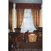 Пошив ламбрекенов Пошив штор ламбрекенов покрывал подушек фото
