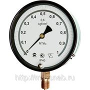 Манометр точного измерения МВТИф (кл. 0,4) (0 до 0,06; 0,1; 0,16; 0,25; 0,4; 0,6; 1; 1,6; 2,5; 4; 6 mPa)